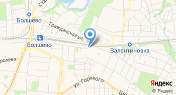 Учебно-методический и реадмиссионный центр Болшево ФМС России на карте
