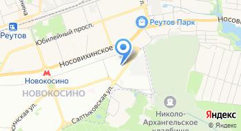 Detailing Center на карте