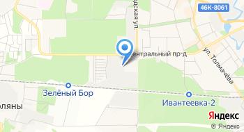 Праймакс на карте