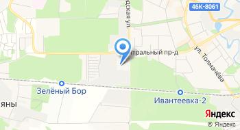 ИП Баранов Е.В. на карте