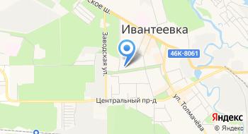 Борменталь на карте
