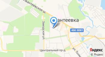 Компания РТИопт на карте
