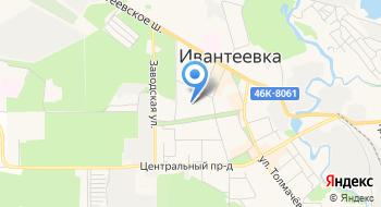 Ноосфера-Гео+ на карте
