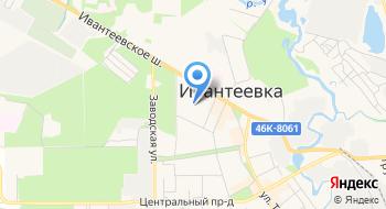 Ивантеевская Центральная Городская больница Детская городская больница на карте