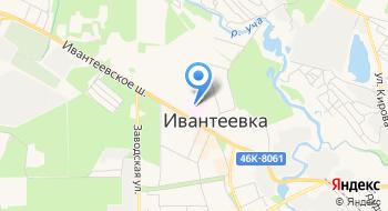 Роддом г. Ивантеевка на карте