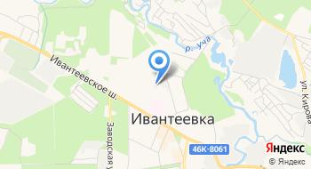 Юккон на карте