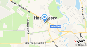 Главное управление Государственного административно-технического надзора Московской области Территориальный отдел № 38 г. Ивантеевка на карте
