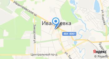 Эковет на карте