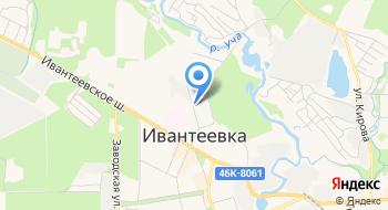 Ивантеевский социально-реабилитационный центр для несовершеннолетних Теремок на карте