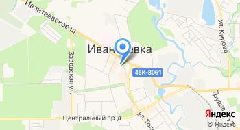 Либерально-Демократическая Партия России Ивантеевское городское отделение на карте
