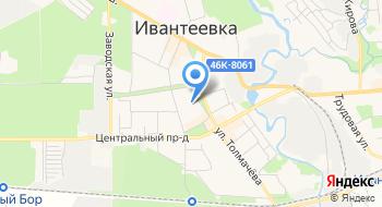 Городской Информационно-расчетный центр на карте