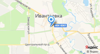 Фаберлик Ивантеевка, пункт выдачи на карте