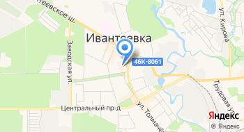 ИП Аксенова А.А. на карте