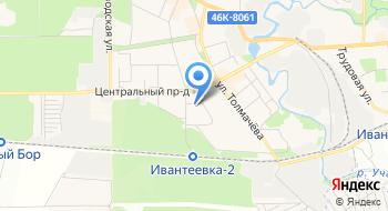 Бутик Ниточка-Иголочка на карте