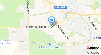 Ивантеевский Историко-краеведческий Музей на карте