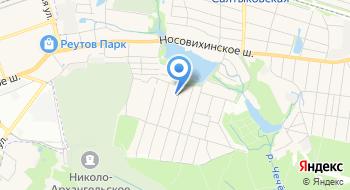 КМЗ-Север на карте