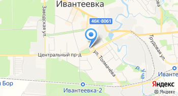 ИП Задачин В.В. на карте