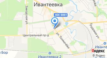 ПрофСборщик на карте