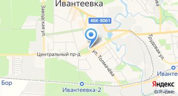 Дом Быта МУП г. Ивантеевка на карте
