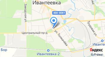 Ломбард Ивантеевка на карте