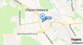 Медицинский центр Восстановительных Методов Лечения Мой Доктор г. Ивантеевка на карте