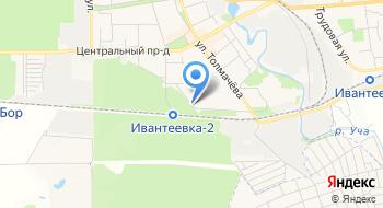 Супермаркет Веста на карте