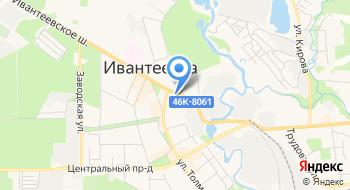 ОмегаСтрой на карте
