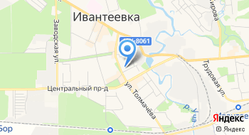 Культурно-досуговый центр Первомайский на карте