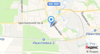 Транс-Экспресс на карте
