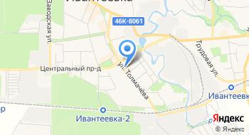 Экоокна на карте