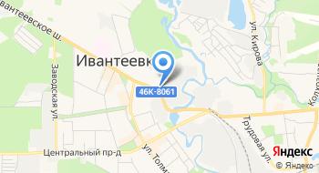Бизнес-центр На Фабричном на карте
