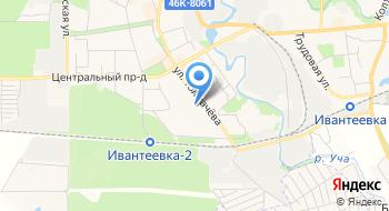 Магазин ортопедической обуви на ул. Толмачева на карте