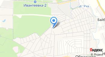 Комплекс Спутник на карте