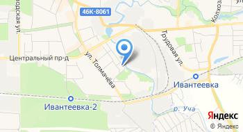 PushPizza на карте