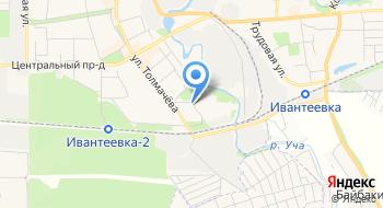 ТЦ Толмачев на карте