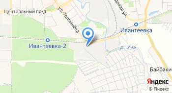 Компания ГазОфф на карте
