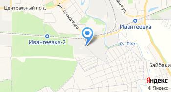 Воздухвент на карте
