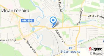 Ивантеевский Хлебокомбинат на карте