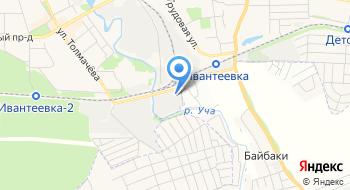 Бизнес-центр Ярд на карте