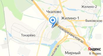 Московская Ритуальная Служба на карте