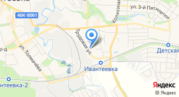 Пушкинский РОСП на карте