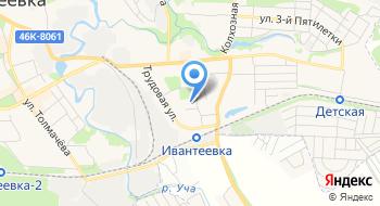 Агентство организации праздников ViP на карте