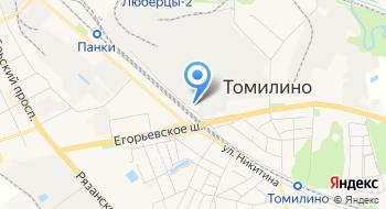 Вертолеты России Филиал Томилино на карте