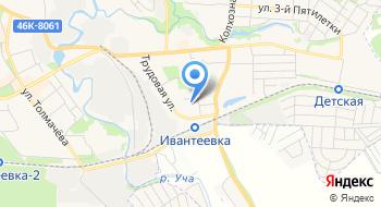 Младенец.ру на карте