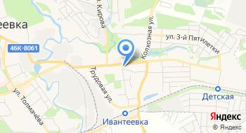 Flypc.ru на карте