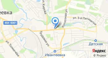 АЗС Лакиойл на карте