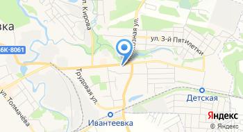 ВебВикс на карте