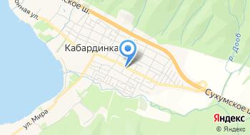 Ростелеком на карте