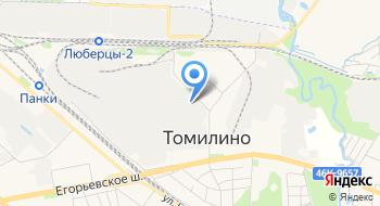 Торнери на карте