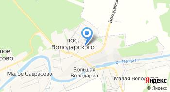 Отливы.su на карте